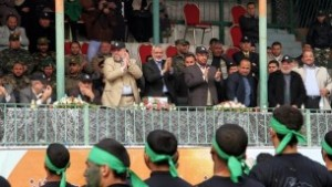 haniyeh-at-ceremony-for-military-camp