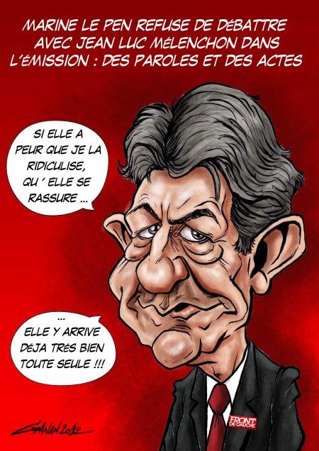 caricature-mc3a9lenchon
