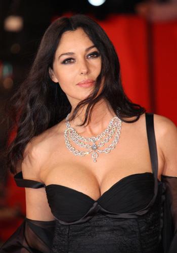 Monica Bellucci chirurgie esthétique