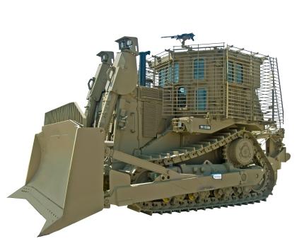 IDF Caterpillar D9