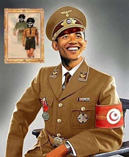 Obama-Nazi-Muslim