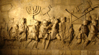 200px-Arch_of_Titus_Menorah