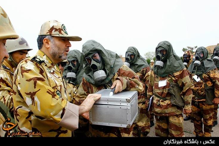 """Résultat de recherche d'images pour """"brigade Kiumars Heidari"""""""
