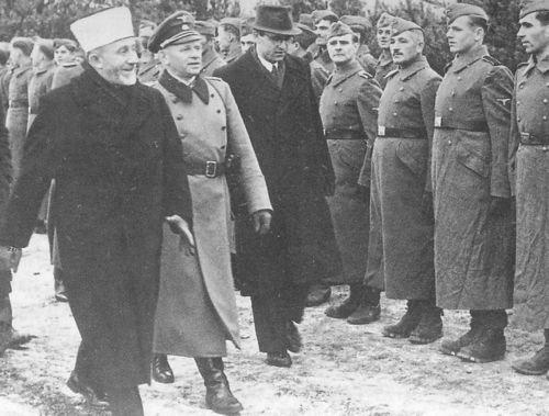 """Résultat de recherche d'images pour """"Amin al Husseini, Mémoires. Rencontre avec Hitler du 28 novembre 1941."""""""