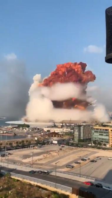 L'Échelle de Jacob: Explosion de Beyrouth, récapitulation